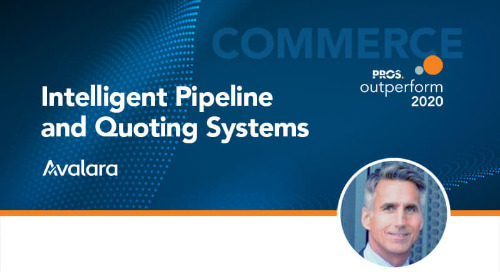Intelligent Pipeline and Quoting Systems