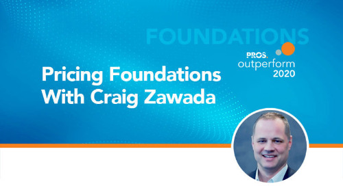 Pricing Foundations with Craig Zawada