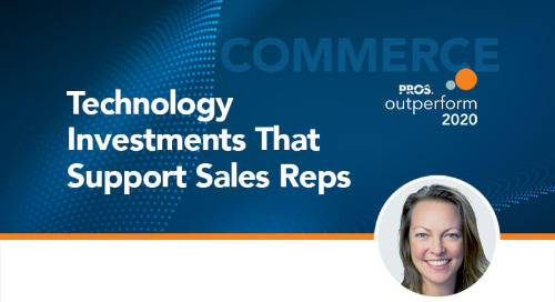Technology Investments that Support Sales Reps