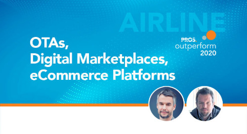 OTAs, Digital Marketplaces, eCommerce Platforms