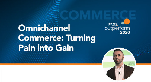 Omnichannel Commerce: Turning Pain into Gain