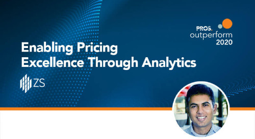 Enabling Pricing Excellence through Analytics