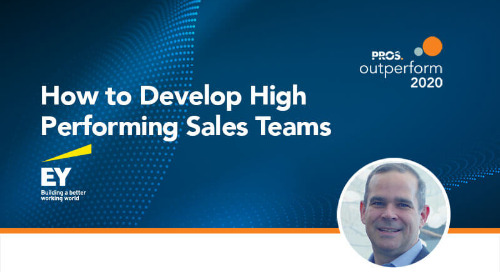 How to Develop High Performing Sales Teams