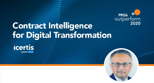 Contract Intelligence for Digital Transformation