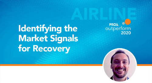 Identifying the Market Signals for Recovery