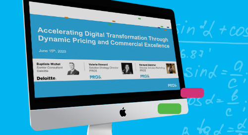 Digital Transformation Through Commercial Excellence