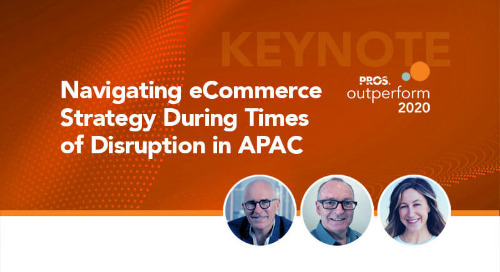 Navigating eCommerce Strategy During Times of Disruption in APAC