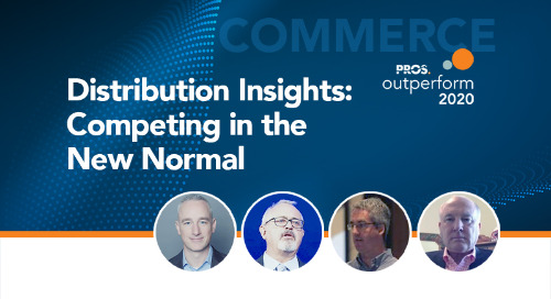 Distribution Insights: Competing in the New Normal