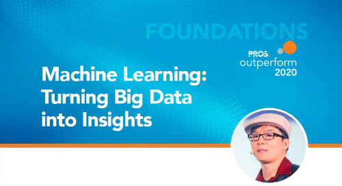 Machine Learning: Turning Big Data into Insights