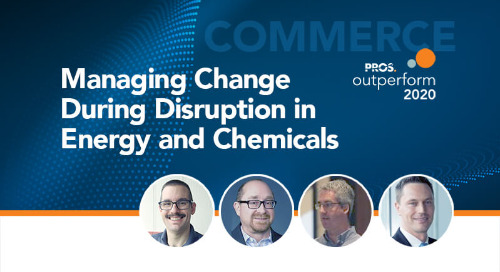 Managing Change during Disruption in Energy and Chemicals