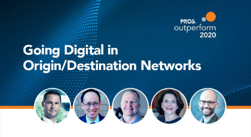Going Digital in Origin/Destination Networks