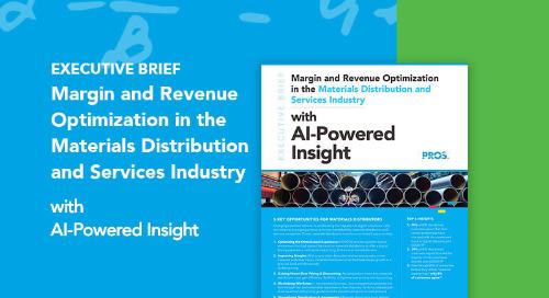Margin & Revenue Optimization for Material Distributors