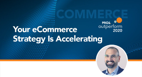 Your eCommerce Strategy is Accelerating