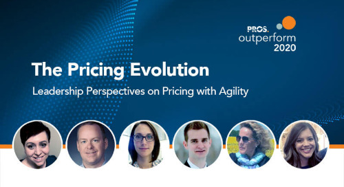 The Pricing Evolution