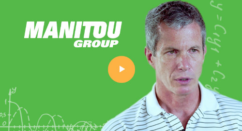 Manitou Group's Digital Transformation