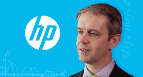 HP Grows Margins and Revenue with PROS Science