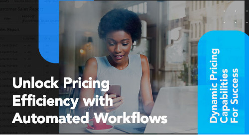 Unlock Pricing Efficiency with Automated Workflows