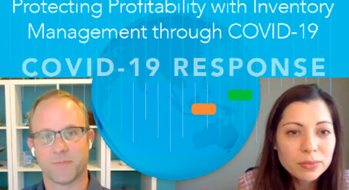 Protecting Profitability Through Inventory Management During COVID-19