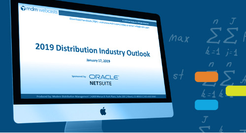 Distribution Industry Outlook