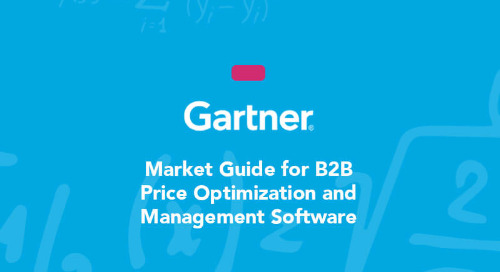 Market Guide for B2B Price Optimization and Management Software