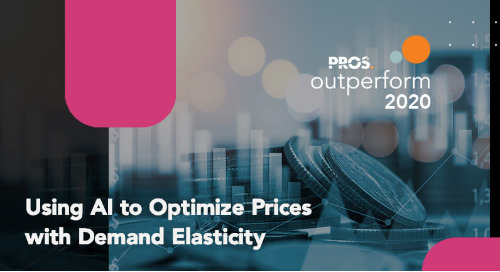 Using AI to Optimize Prices with Demand Elasticity