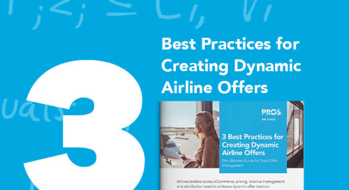 3 Best Practices for Creating Dynamic Airline Offers