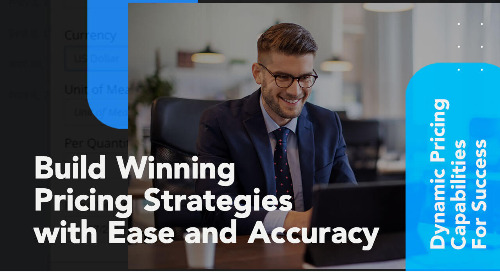 Build Winning Pricing Strategies with Ease and Accuracy