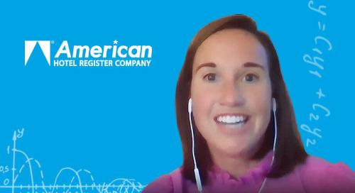 American Hotel Register Transforms Digital Commerce