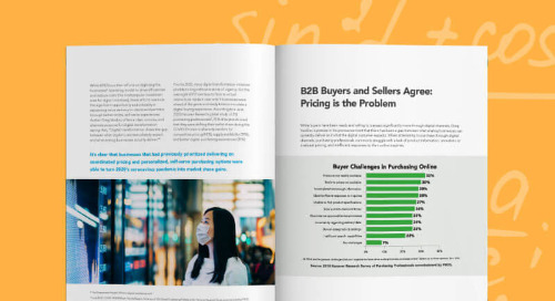 Pricing is Key to Digital Selling Maturity