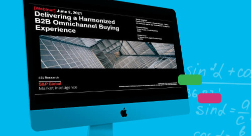 Delivering Harmonised B2B Omnichannel Buying Experiences