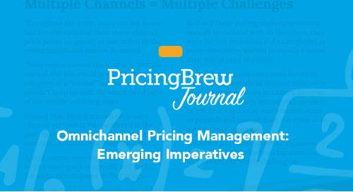 Omnichannel Pricing Management: Emerging Imperatives