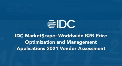 Leader in Price Optimization & Management
