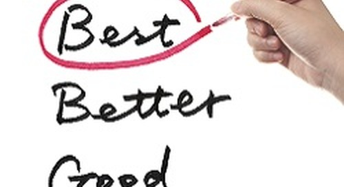 Seth Godin is Wrong about Good, Better, Best