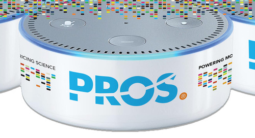 Alexa, Ask PROS for a Tip