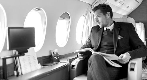 Lufthansa Becomes First European 5-Star Airline