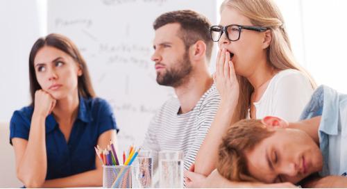 Réunions : comment éviter l'ennui et maximiser l'efficacité ?