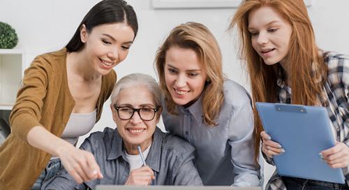 Mujeres líderes