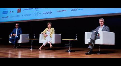 Los retos de la trasformación digital (Mesa redonda liderada por Emilio Cuellas)