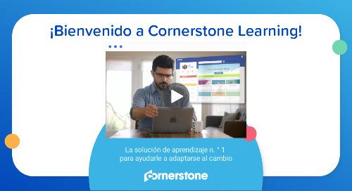 ¡Bienvenido a Cornerstone Learning!