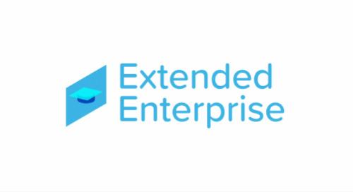 Cornerstone Extended Enterprise para formar sus comunidades