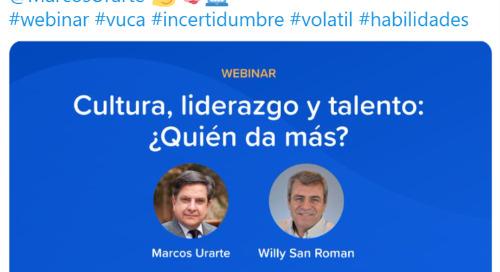 Conversación con Marcos Urarte: Cultura, Liderazgo y talento