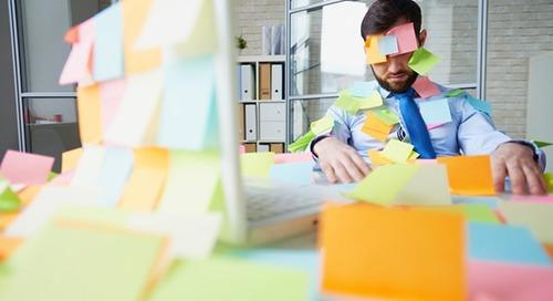 Was gegen Stress am Arbeitsplatz hilft
