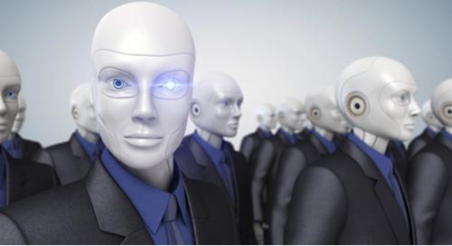 Der digitale Wandel im Arbeitsalltag with(out) Robots