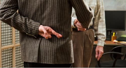 Mogelpower 2.0: Warum jeder Dritte für die Karriere lügt