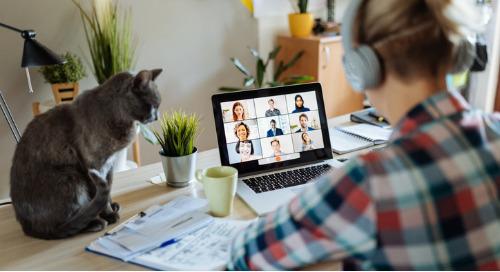 Wie Sie virtuelle Veranstaltungen am besten durchführen