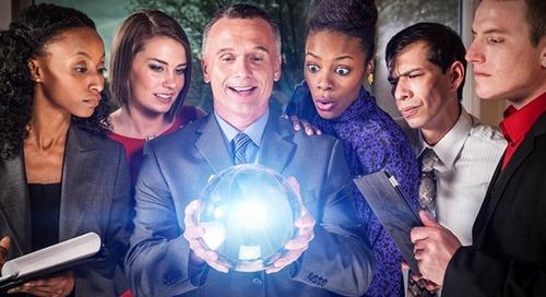 Futuristi in soccorso delle HR: l'importanza di saper prevedere il futuro in azienda