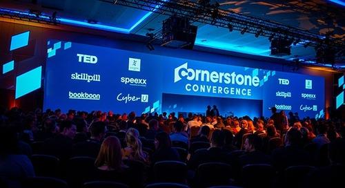 Cornerstone Convergence EMEA 2018: cultura dell'innovazione elemento chiave per il successo