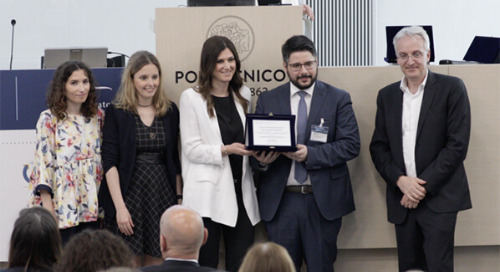 Cornerstone porta Engineering sul podio agli HR Innovation Award
