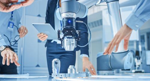 Il futuro del lavoro è qui. Come farà la vostra azienda manifatturiera a non rimanere indietro?