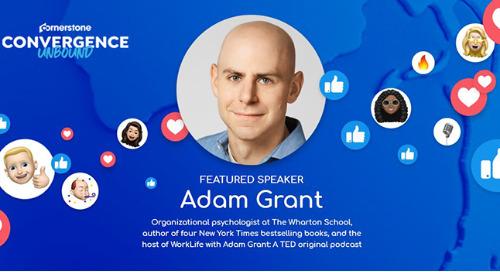 Adam Grant a Convergence: valorizzate abbastanza i vostri 'giver' aziendali?